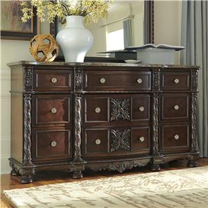 Signature Design by Ashley Laddenfield Dresser