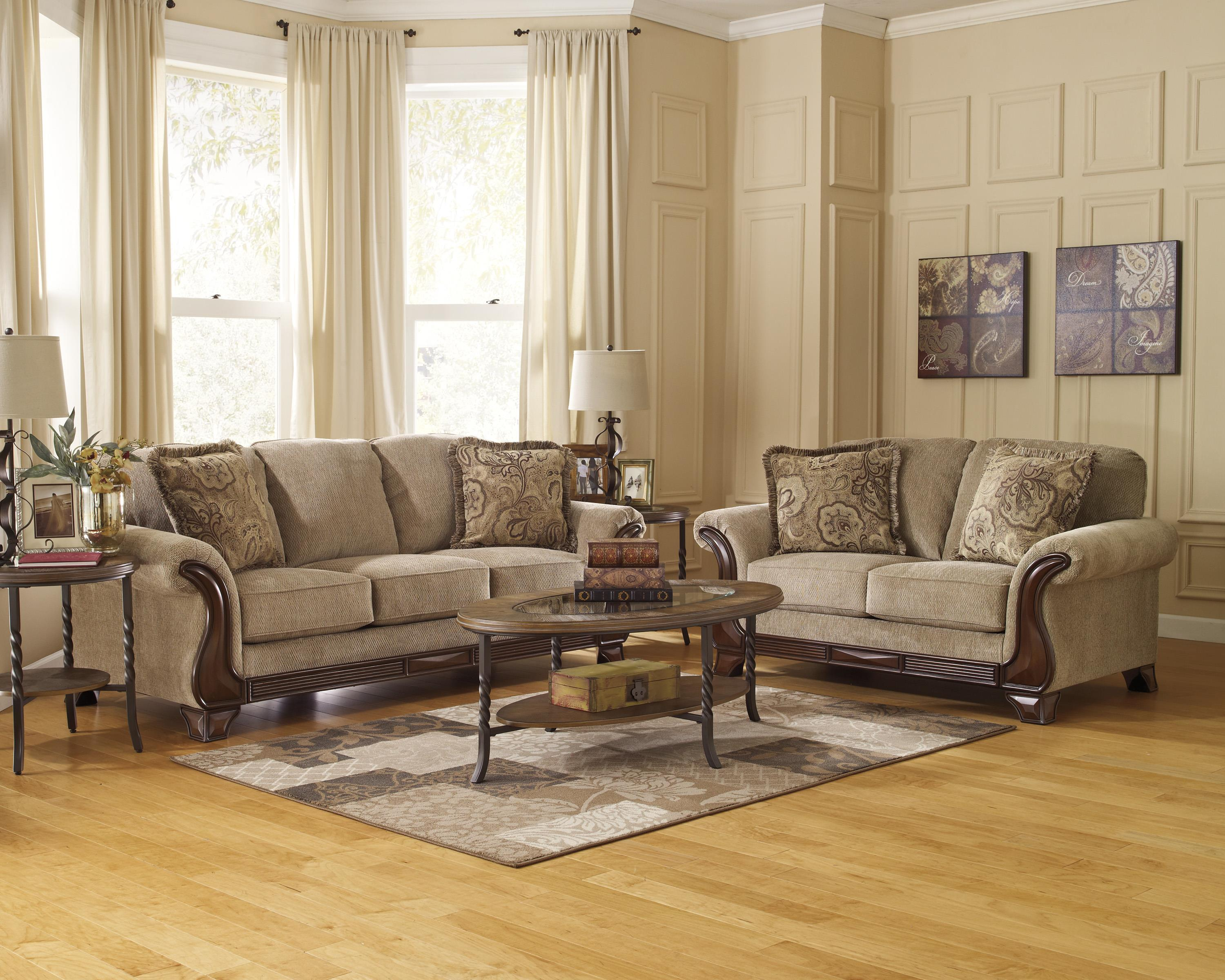 Queen Sofa Sleeper With With Memory Foam Mattress Flared