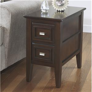 Ashley (Signature Design) Larimer Chairside End Table