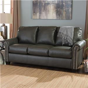 Signature Design by Ashley Furniture Lottie DuraBlend® Full Sofa Sleeper