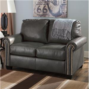 Signature Design by Ashley Furniture Lottie DuraBlend® Twin Sofa Sleeper