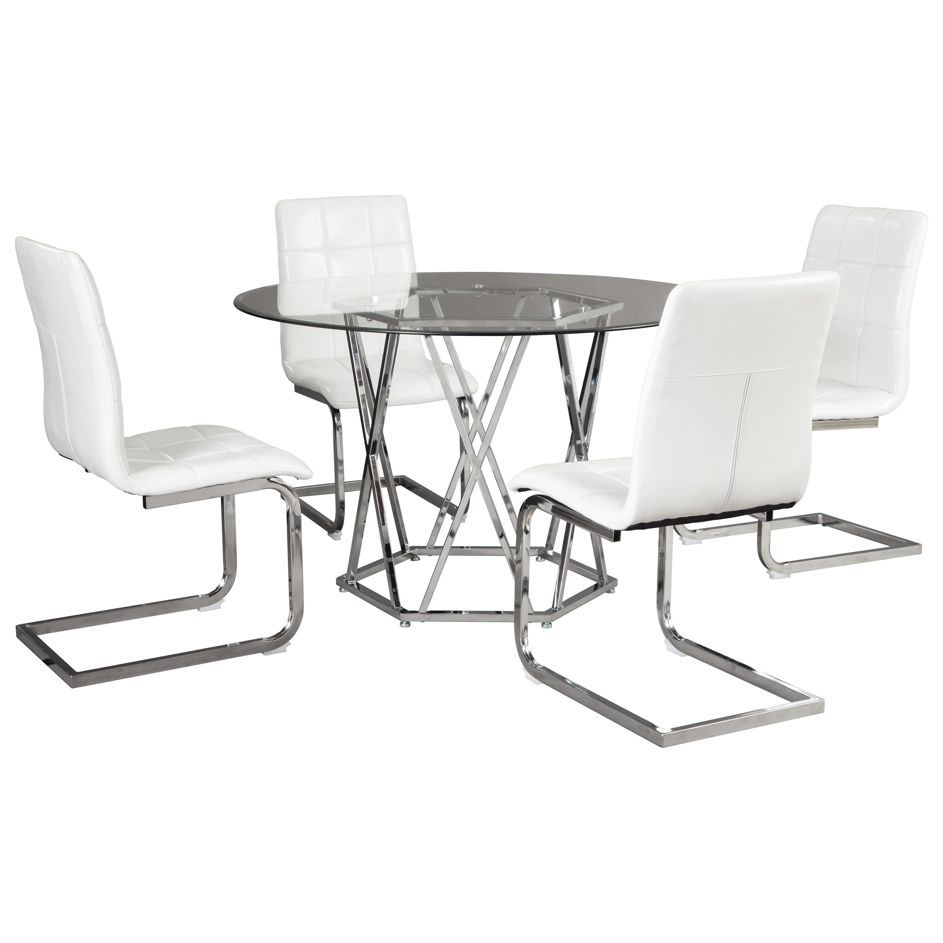 Sensational Contemporary Fully Upholstered Dining Side Chair By Uwap Interior Chair Design Uwaporg