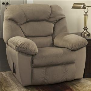 Signature Design by Ashley Manzel - Cocoa Rocker Recliner