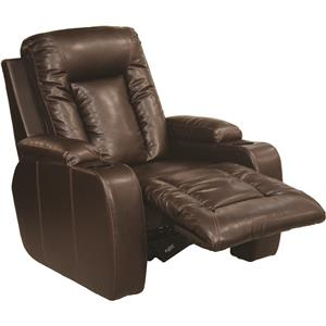 Signature Design by Ashley Matinee DuraBlend Zero Wall Recliner