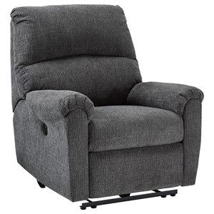 Casual Power Recliner