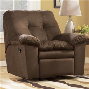 Signature Design by Ashley Furniture Mercer - Cafe Recliner