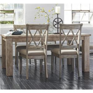 Signature Design by Ashley Mestler 5-Piece Table Set