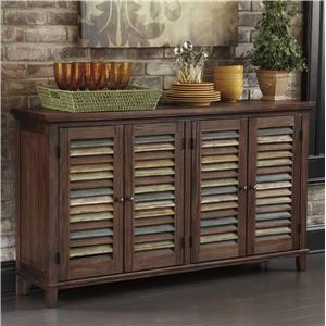 Signature Design by Ashley Mestler Dining Room Server