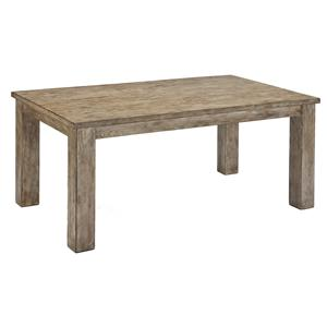 Signature Design by Ashley Mestler Rectangular Dining Room Table