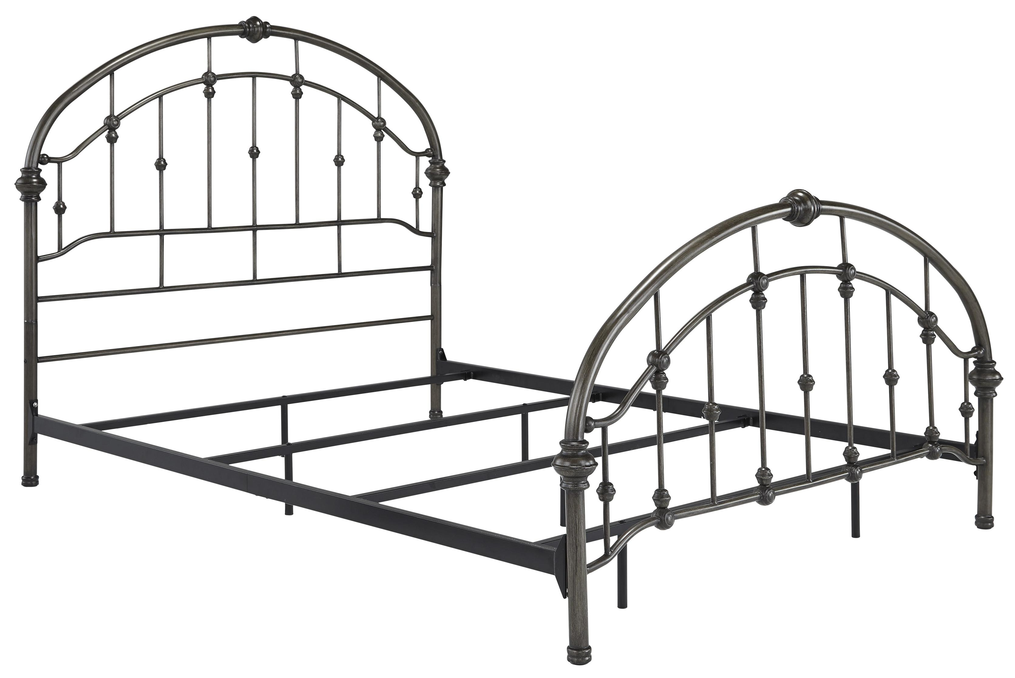 headboard bed vintage metal of king footboard romantic beds full frame low wrought ikea white frames twin queen iron with size