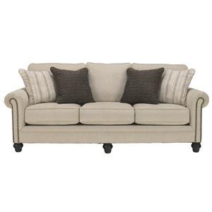 Ashley (Signature Design) Milari - Linen Sofa