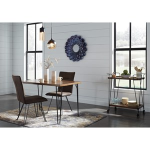 Merveilleux Casual Dining Room Group