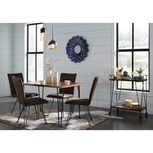 Exceptionnel Casual Dining Room Group