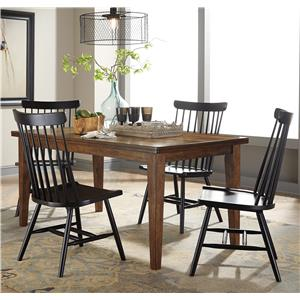 Signature Design by Ashley Molanna 5 Piece Dining Set
