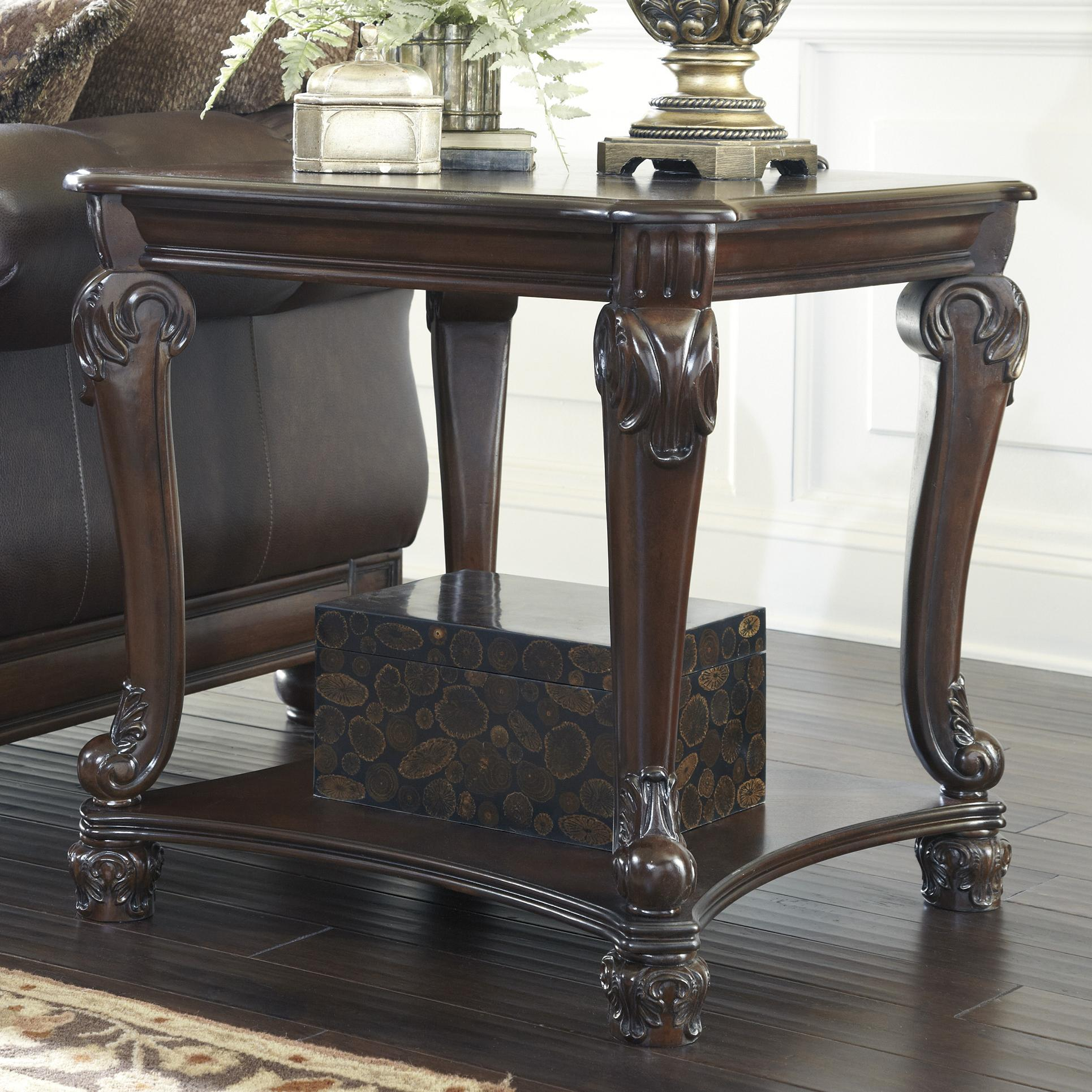 Norcastle Coffee Table Coffee Vintage Rectangle Coffee Table