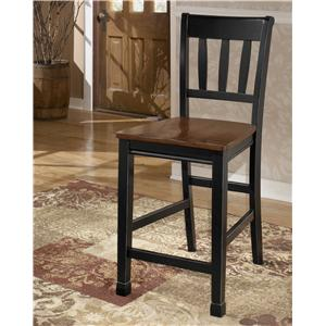 Signature Design by Ashley Furniture Owingsville Barstool