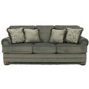 Sunset Home 455 Hocus Pocus Contemporary Loft Sofa With