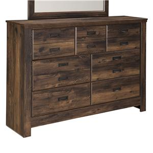 Signature Design by Ashley Quinden Dresser