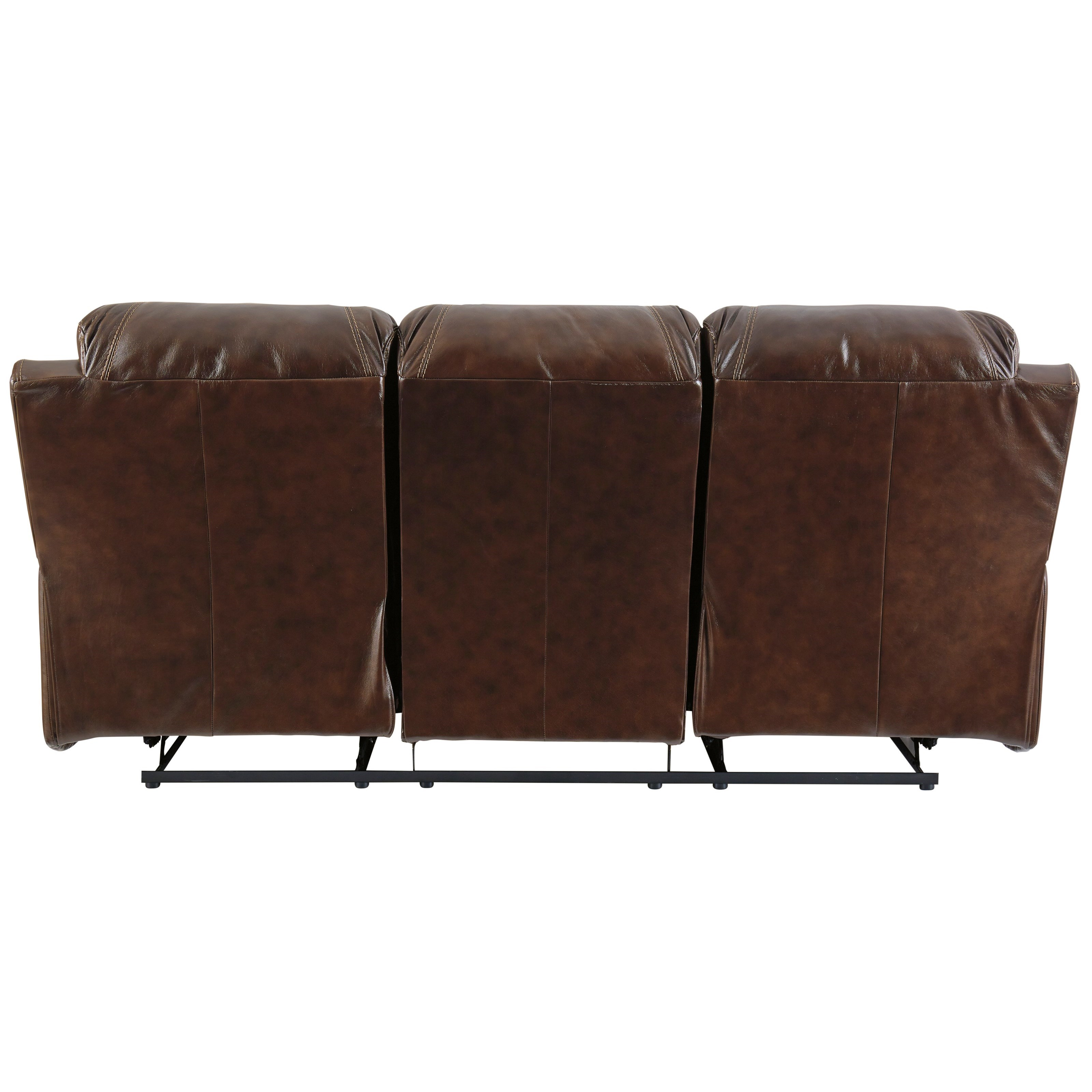 Power Reclining Sofa With Bustle Back By Signature Design