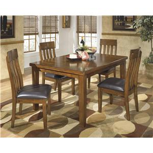 Signature Design by Ashley Ralene 5 Pc Dining Set