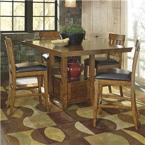 Signature Design by Ashley Furniture Ralene Casual Dining Table Set