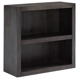 Medium Bookcase in Grayish Brown Finish