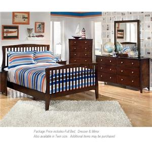 Signature Design by Ashley Rayville 3-PC Full Bedroom