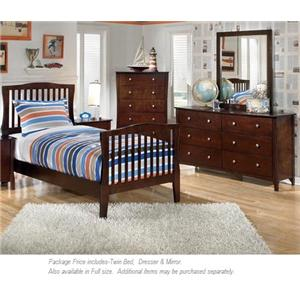 Signature Design by Ashley Rayville 3-PC Twin Bedroom