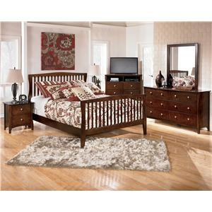 Signature Design by Ashley Rayville 4PC Queen Bedroom