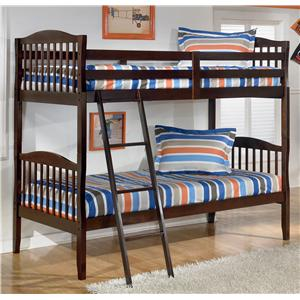Signature Design by Ashley Rayville Twin Bunk Bed