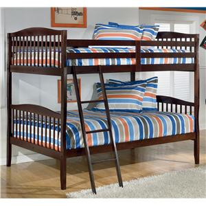 Signature Design by Ashley Rayville Full Bunk Bed