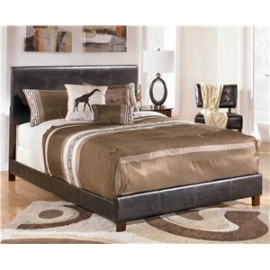 Signature Design by Ashley Rayville Queen Upholstered Bed