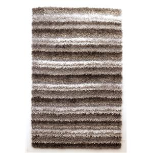 Signature Design by Ashley Furniture Contemporary Area Rugs Wilkes - Gray Medium Rug