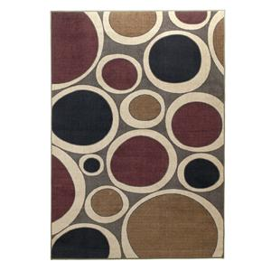 Signature Design by Ashley Furniture Contemporary Area Rugs Popstar - Plum Small Rug