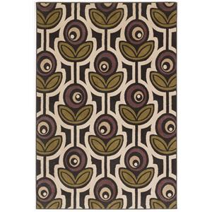 Signature Design by Ashley Furniture Contemporary Area Rugs Thistle - Black Rug