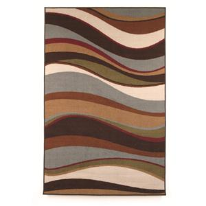 Signature Design by Ashley Furniture Contemporary Area Rugs Tidal - Multi Small Rug