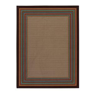 Signature Design by Ashley Furniture Contemporary Area Rugs Border - Multi Medium Rug