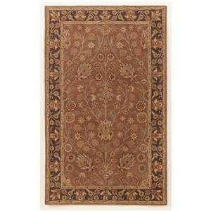 Signature Design by Ashley Traditional Classics Area Rugs Hensley - Rust Rug