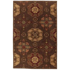 Signature Design by Ashley Furniture Traditional Classics Area Rugs Haldora - Brown Medium Rug