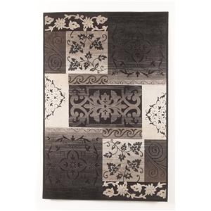 Signature Design by Ashley Furniture Traditional Classics Area Rugs Wexford - Black Medium Rug
