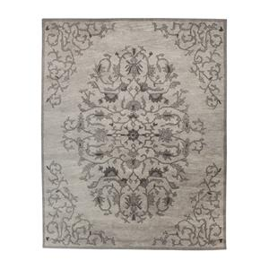 Signature Design by Ashley Traditional Classics Area Rugs Woven - Gray Medium Rug