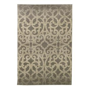 Signature Design by Ashley Transitional Area Rugs Garek Brown Medium Rug