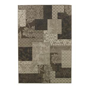 Signature Design by Ashley Transitional Area Rugs Lonoke Bark Medium Rug