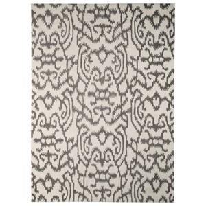Benbrook Gray/Ivory Large Rug