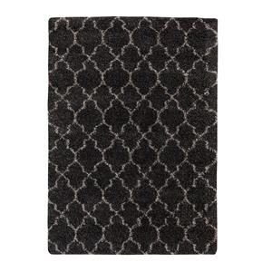 Ashley Signature Design Transitional Area Rugs Gate - Black Medium Rug