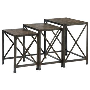 Signature Design by Ashley Vennilux Nesting End Tables