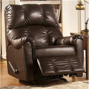 Signature Design by Ashley Rutledge Rocker Recliner