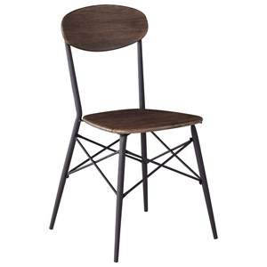Contemporary Dining Room Side Chair