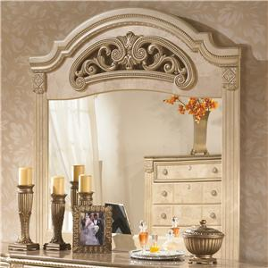 Signature Design by Ashley Saveaha Bedroom Mirror