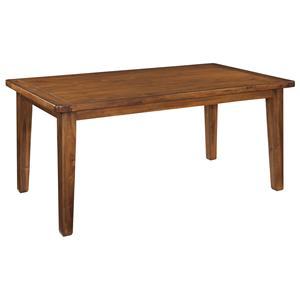 Signature Design by Ashley Furniture Shallibay Rectangular Dining Room Table